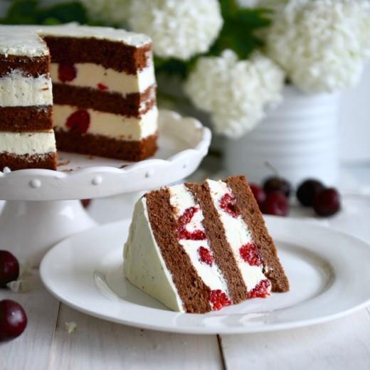 Марсель торт фото 1