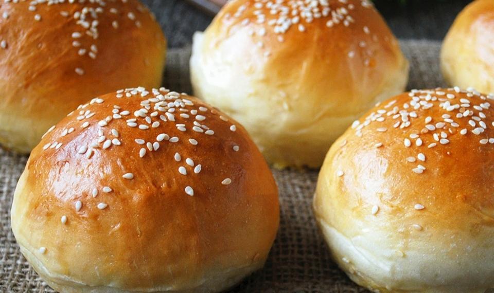 Рецепт булочек для бургеров