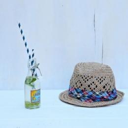 Легкий домашний лимонад из мяты, лаймов и крыжовника