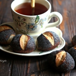 утренние булочки к чаю