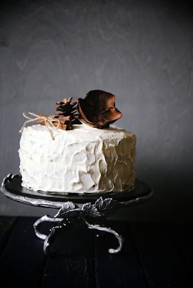 Американский морковный торт по рецепту Марты Стюарт