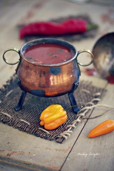 Чили суп или суп чили ;)