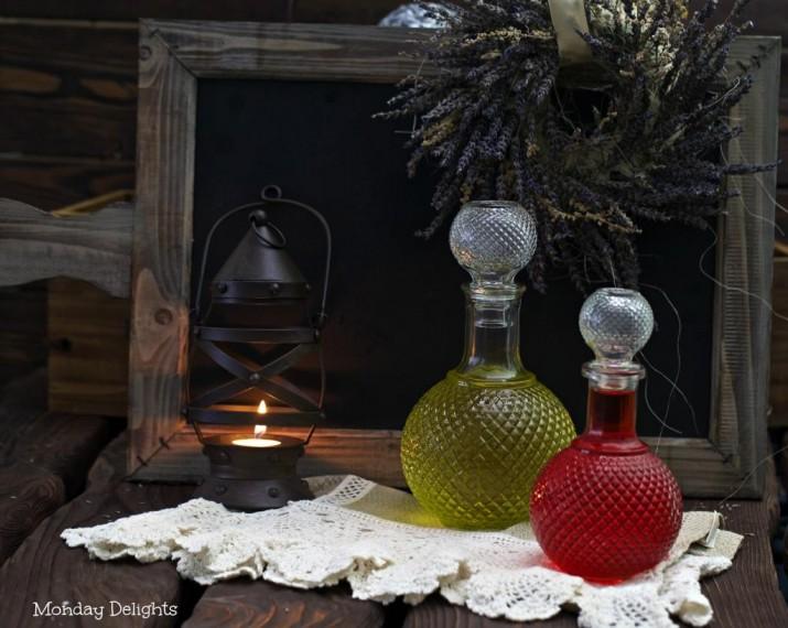 Лимончелло от Марио Батали и зимняя настойка на малине (18+)