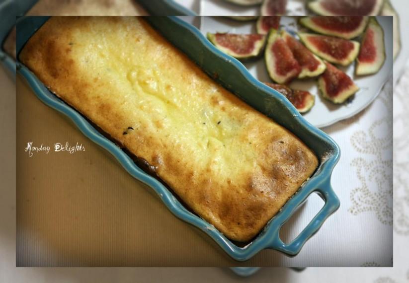 Пирог(кекс) из творога и шоколада