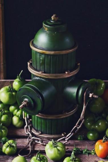 Рецепты из зеленых помидоров редактирую