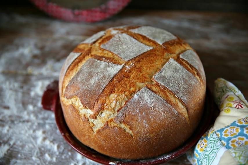 Как сделать дрожжи для хлеба в домашних