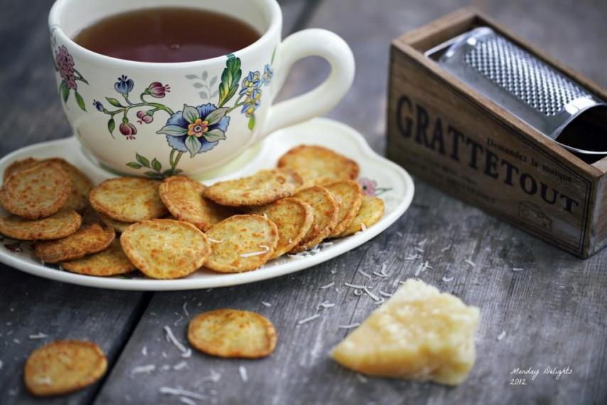Сырное печенье ( редактирую)